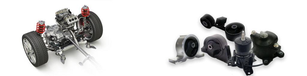 Engine Mount – China Auto Rubber Parts Supplier Auto spare